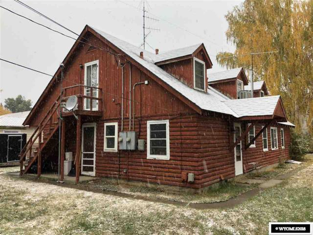 463 Popo Agie, Lander, WY 82520 (MLS #20186055) :: RE/MAX The Group