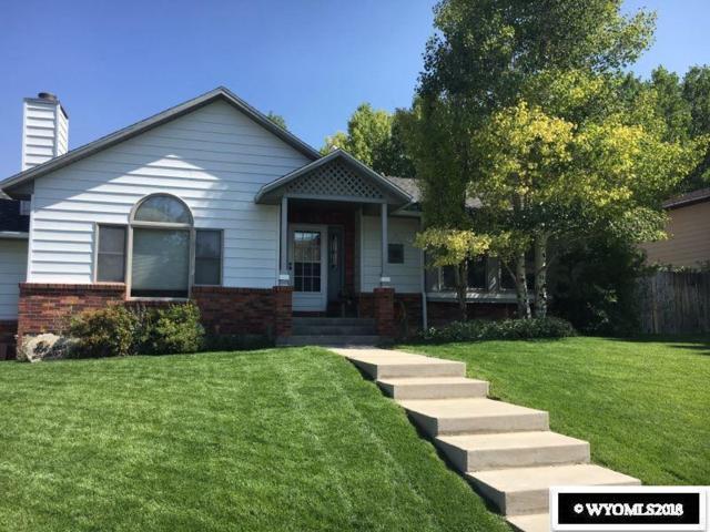 2330 Mississippi St, Green River, WY 82935 (MLS #20186066) :: Lisa Burridge & Associates Real Estate