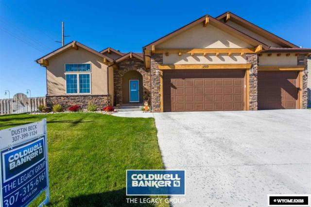 2612 Boots Drive, Casper, WY 82609 (MLS #20186070) :: Real Estate Leaders
