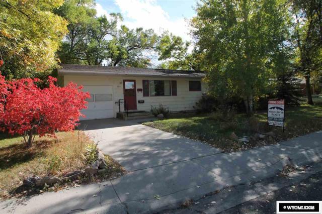 309 Moose Drive, Riverton, WY 82501 (MLS #20186071) :: Real Estate Leaders