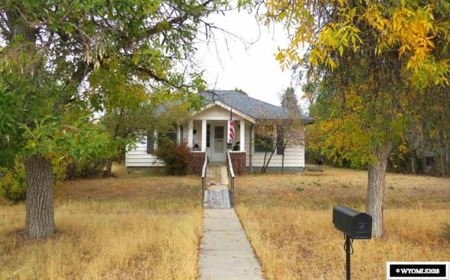 1028 Broadway, Thermopolis, WY 82443 (MLS #20186072) :: RE/MAX The Group