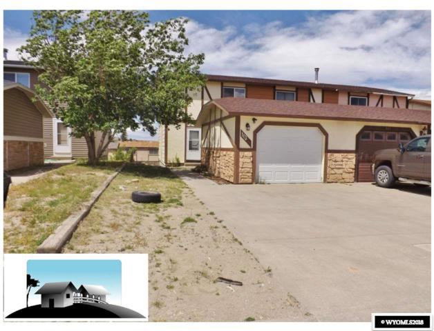 113 E Miller Street, Rawlins, WY 82301 (MLS #20186076) :: RE/MAX The Group