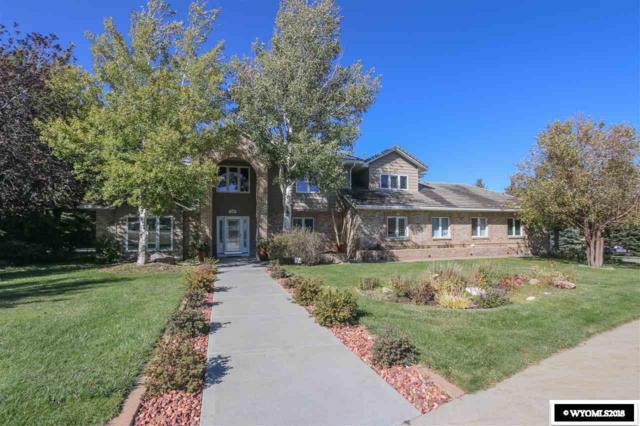 5800 S Cedar Street, Casper, WY 82601 (MLS #20186079) :: Real Estate Leaders
