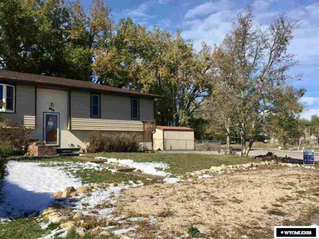 892 N Desmet, Buffalo, WY 82834 (MLS #20186082) :: Lisa Burridge & Associates Real Estate