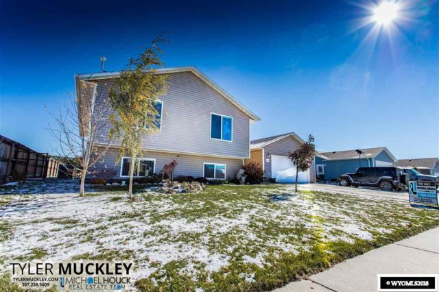 1081 Hatchet Drive, Douglas, WY 82633 (MLS #20186085) :: Lisa Burridge & Associates Real Estate