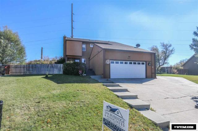 3611 W 46th Street, Casper, WY 82604 (MLS #20186088) :: Lisa Burridge & Associates Real Estate