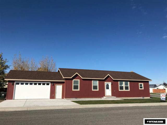 810 Cliff Avenue, Riverton, WY 82501 (MLS #20186089) :: Lisa Burridge & Associates Real Estate