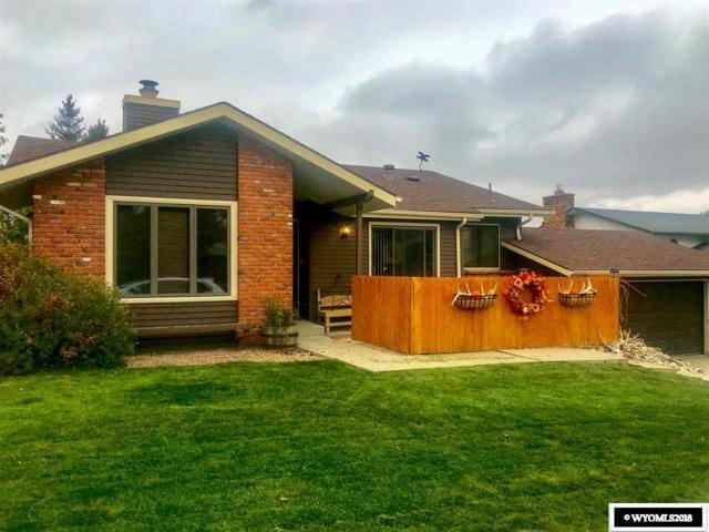 960 Bristol, Casper, WY 82609 (MLS #20186092) :: Lisa Burridge & Associates Real Estate