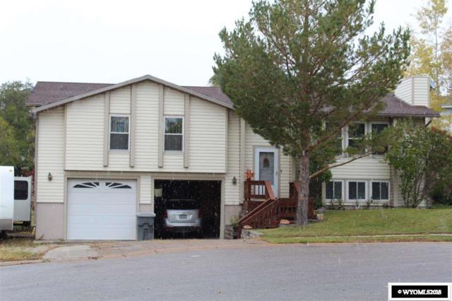 136 Eldorado Ct Court, Evanston, WY 82930 (MLS #20186094) :: Lisa Burridge & Associates Real Estate