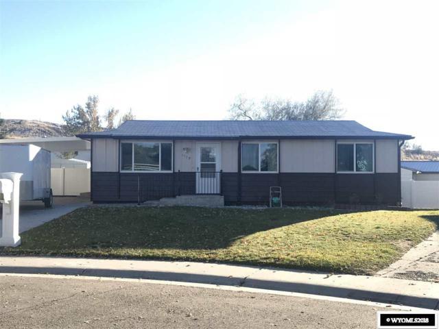 1119 Palisades, Rock Springs, WY 82901 (MLS #20186096) :: Lisa Burridge & Associates Real Estate