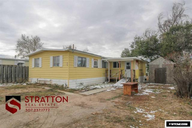 566 Coolidge Avenue, Mills, WY 82604 (MLS #20186100) :: RE/MAX The Group