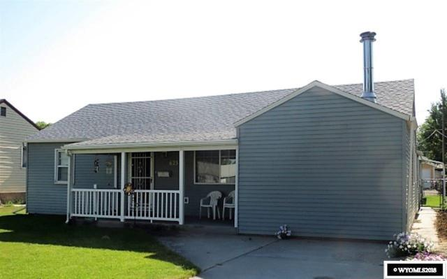 623 S 7th Street, Worland, WY 82401 (MLS #20186104) :: RE/MAX The Group