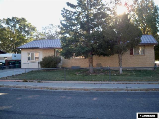 390 Fir Street, Green River, WY 82935 (MLS #20186113) :: RE/MAX The Group