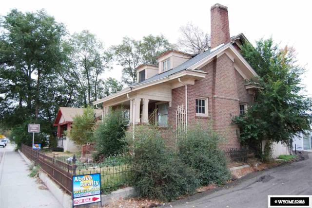 507 Bridger Avenue, Rock Springs, WY 82901 (MLS #20186133) :: Real Estate Leaders