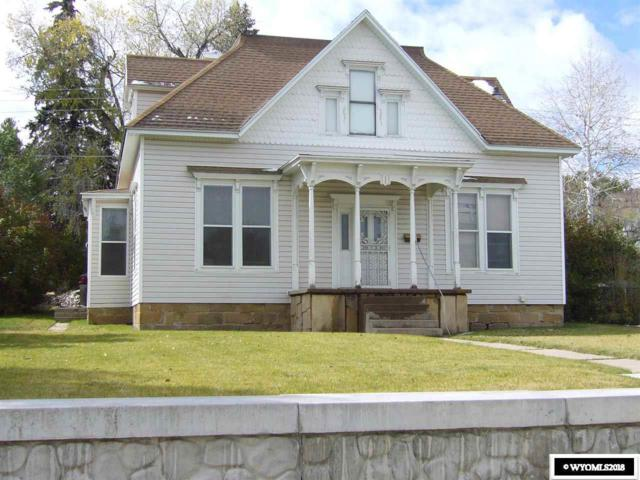 1113 Sage Avenue, Evanston, WY 82930 (MLS #20186136) :: RE/MAX The Group