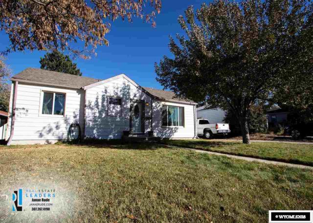1635 Westridge Drive, Casper, WY 82604 (MLS #20186137) :: Real Estate Leaders