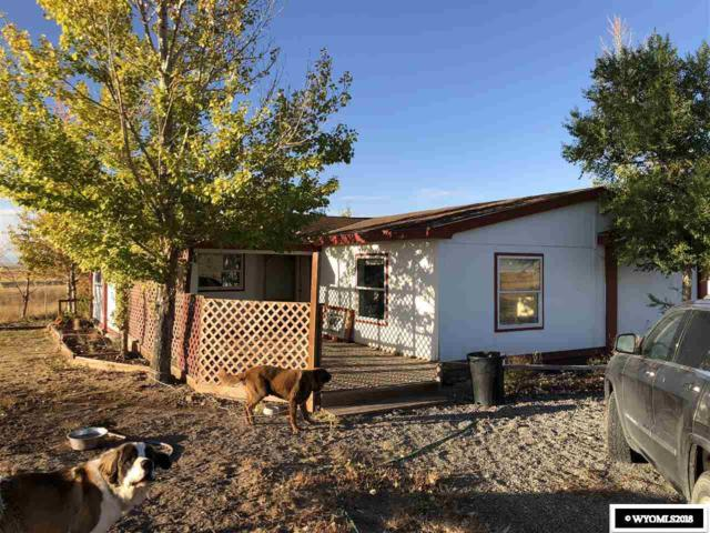 372 8 Mile Rd, Riverton, WY 82501 (MLS #20186140) :: RE/MAX The Group