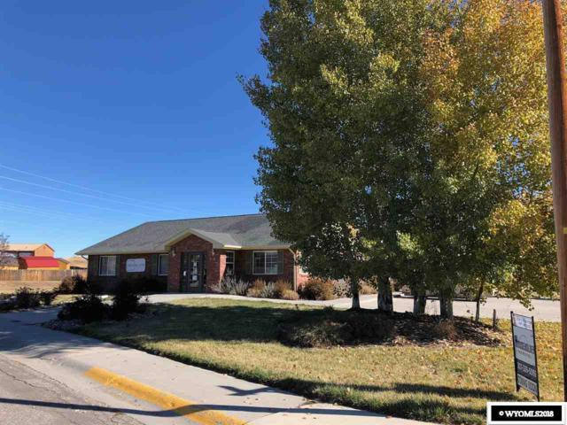 115 Valley View, Lander, WY 82520 (MLS #20186141) :: RE/MAX The Group