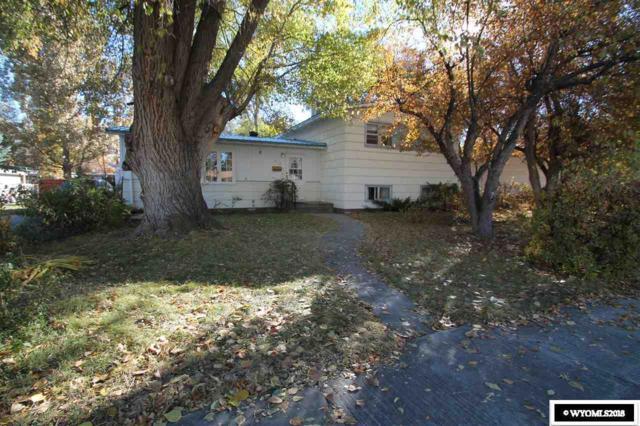 313 Moose, Riverton, WY 82501 (MLS #20186161) :: Real Estate Leaders