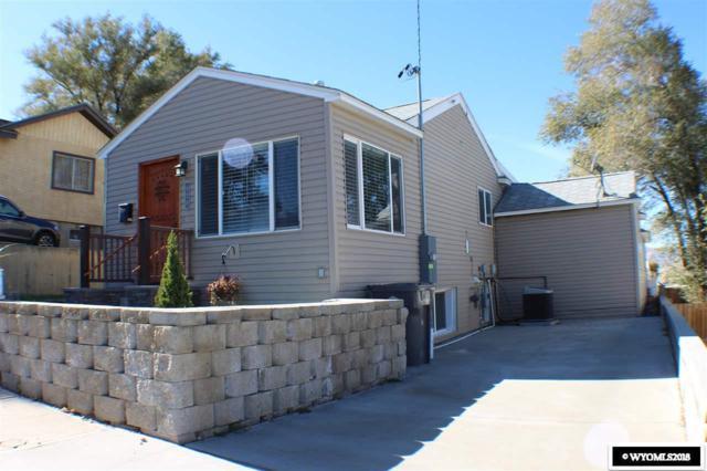 820 Walnut Street, Rock Springs, WY 82901 (MLS #20186192) :: Real Estate Leaders