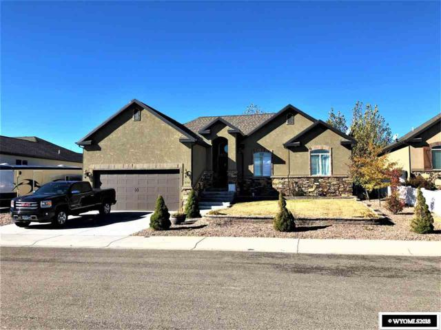 356 Flagstone, Rock Springs, WY 82901 (MLS #20186207) :: Lisa Burridge & Associates Real Estate