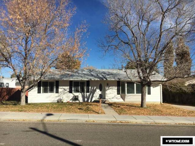 265 Trail Drive, Green River, WY 82935 (MLS #20186227) :: Lisa Burridge & Associates Real Estate