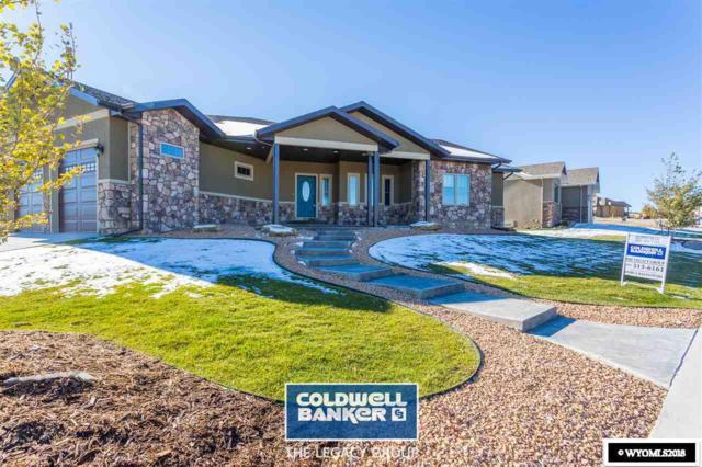 1047 Cornwall, Casper, WY 82609 (MLS #20186231) :: Lisa Burridge & Associates Real Estate