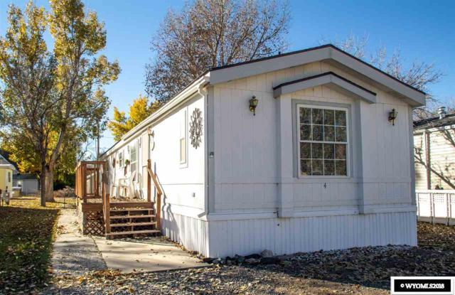 113 N 2nd Street #4, Thermopolis, WY 82443 (MLS #20186234) :: RE/MAX The Group