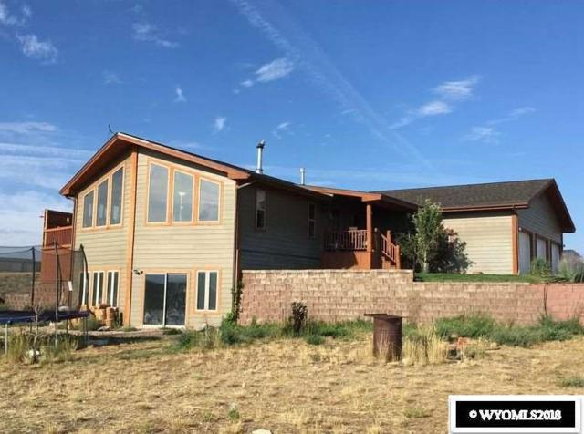81 County Road 307, Saratoga, WY 82331 (MLS #20186237) :: RE/MAX The Group