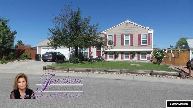 2242 S Fairdale Avenue, Casper, WY 82601 (MLS #20186270) :: Lisa Burridge & Associates Real Estate