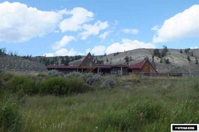 4141 Us Hwy 26 Highway, Dubois, WY 82513 (MLS #20186298) :: RE/MAX The Group