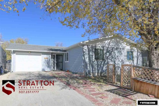 2020 Sunset Boulevard, Bar Nunn, WY 82601 (MLS #20186303) :: RE/MAX The Group