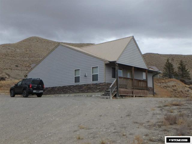 604 Clif Drive Street, Dubois, WY 82513 (MLS #20186312) :: Real Estate Leaders
