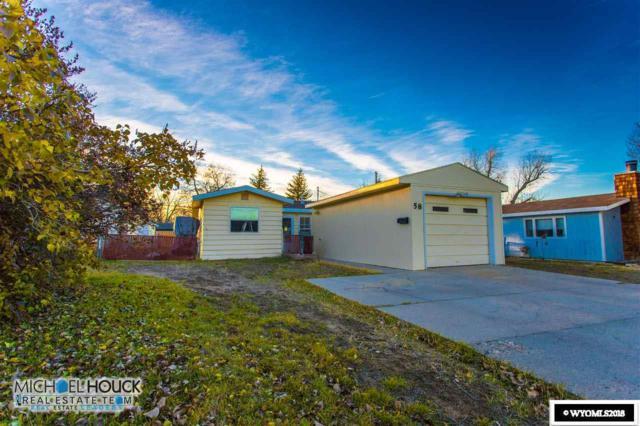58 Jasmine, Casper, WY 82604 (MLS #20186360) :: Lisa Burridge & Associates Real Estate