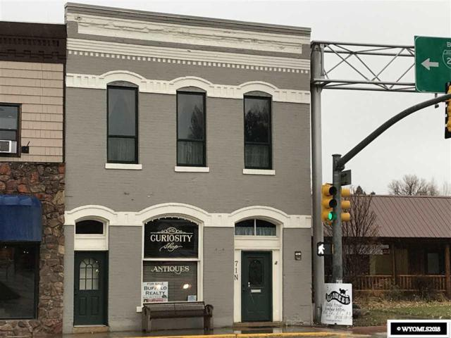 71 N Main Street, Buffalo, WY 82834 (MLS #20186365) :: RE/MAX The Group