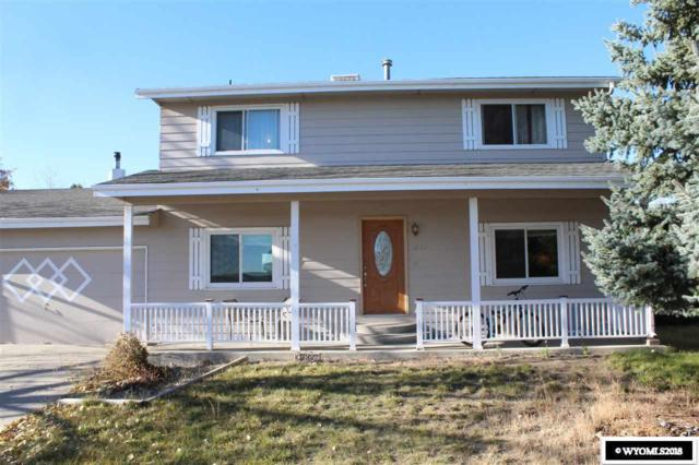 1101 North Fork Drive, Douglas, WY 82633 (MLS #20186368) :: Lisa Burridge & Associates Real Estate
