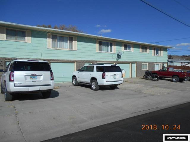 917 Alder Street, Rawlins, WY 82301 (MLS #20186369) :: Lisa Burridge & Associates Real Estate