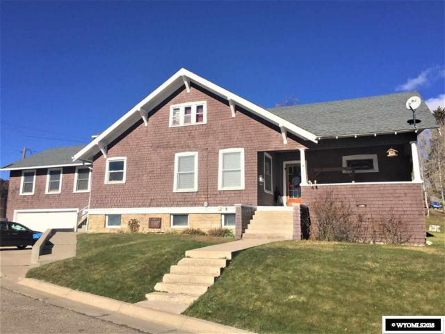 1001 Park Dr, Kemmerer, WY 83101 (MLS #20186372) :: RE/MAX Horizon Realty