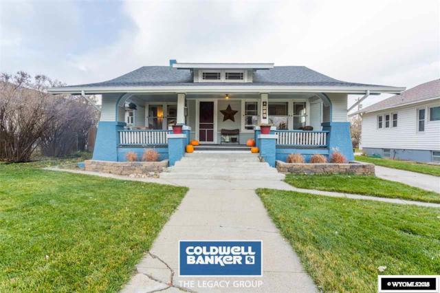432 S Park, Casper, WY 82601 (MLS #20186386) :: Real Estate Leaders