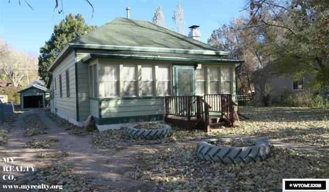 321 S 3rd Street, Douglas, WY 82633 (MLS #20186394) :: RE/MAX The Group