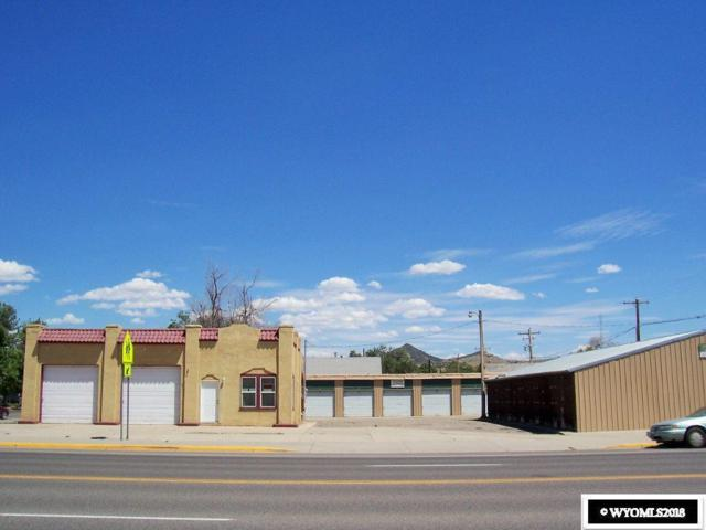245 N 6th Street, Thermopolis, WY 82443 (MLS #20186408) :: RE/MAX The Group