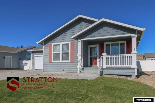 6376 Cheif Washakie Road, Casper, WY 82604 (MLS #20186419) :: Real Estate Leaders