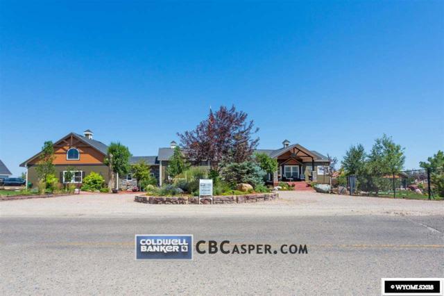 2020 River Meadows Road, Casper, WY 82604 (MLS #20186433) :: Lisa Burridge & Associates Real Estate