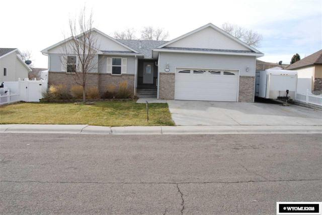 1740 New Mexico Street, Green River, WY 82935 (MLS #20186436) :: RE/MAX The Group
