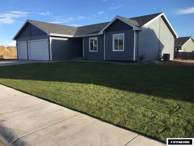 1943 Kalina Trail, Bar Nunn, WY 82601 (MLS #20186440) :: Lisa Burridge & Associates Real Estate