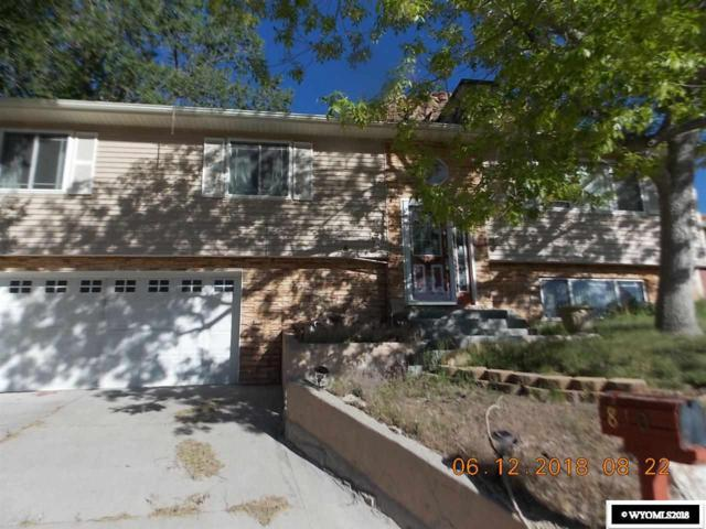 810 Hillside Drive, Green River, WY 82935 (MLS #20186441) :: RE/MAX The Group
