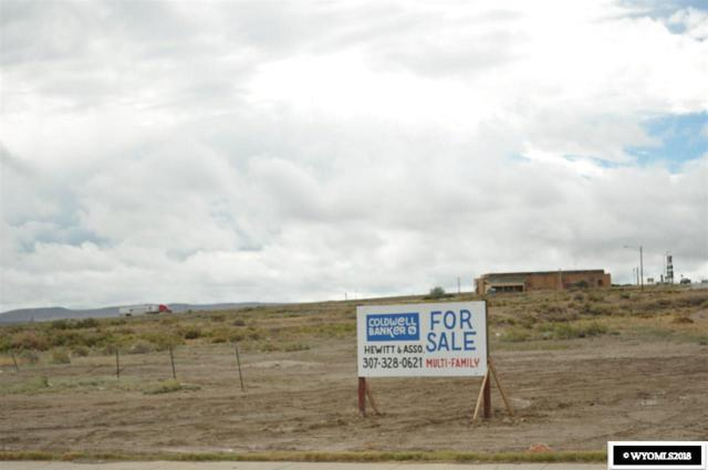 Tract 1 Cottonwood Village, Rawlins, WY 82301 (MLS #20186454) :: Lisa Burridge & Associates Real Estate