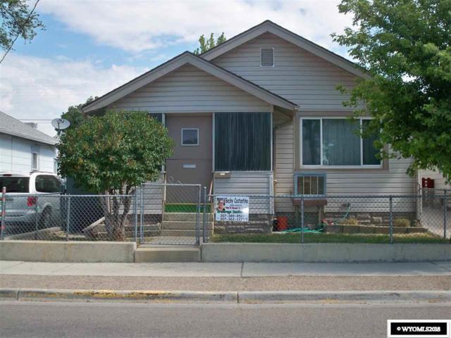 417 Elias Avenue, Rock Springs, WY 82901 (MLS #20186465) :: Real Estate Leaders