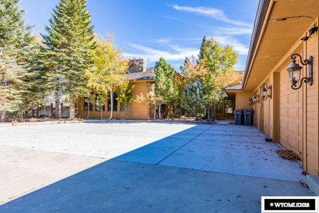 1129 Hilltop Drive, Rock Springs, WY 82901 (MLS #20186471) :: RE/MAX The Group