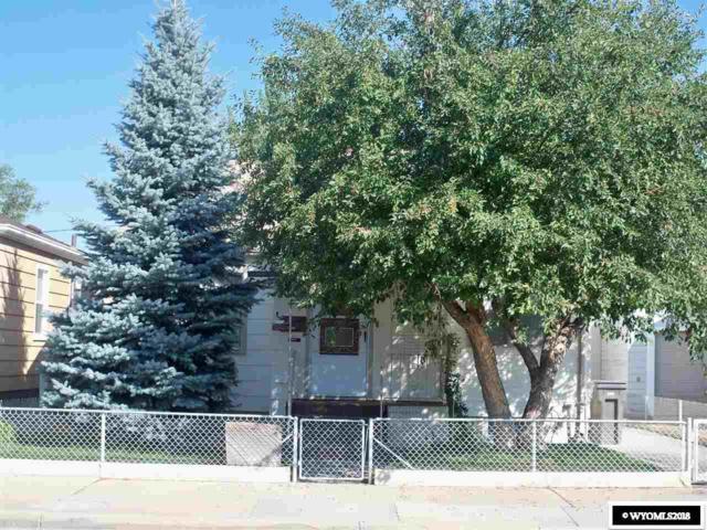 1033 Arapahoe Street, Rock Springs, WY 82901 (MLS #20186474) :: Real Estate Leaders